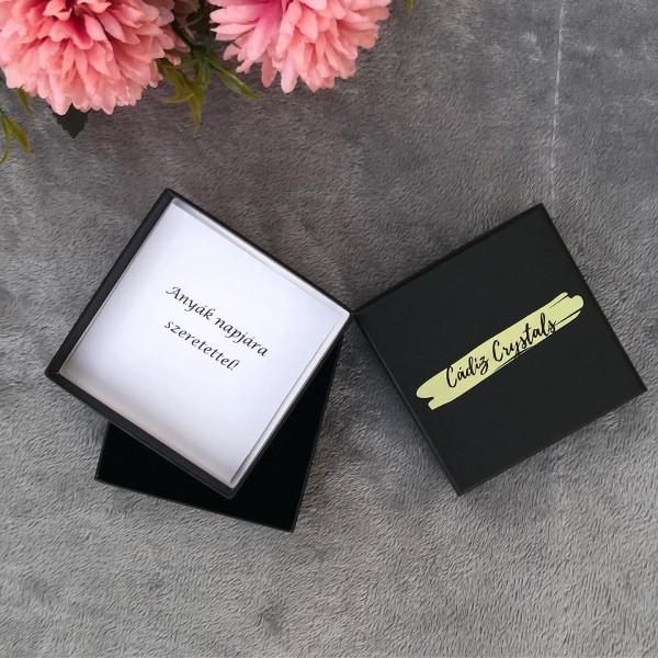 Anyák napjára szeretettel ajándék doboz