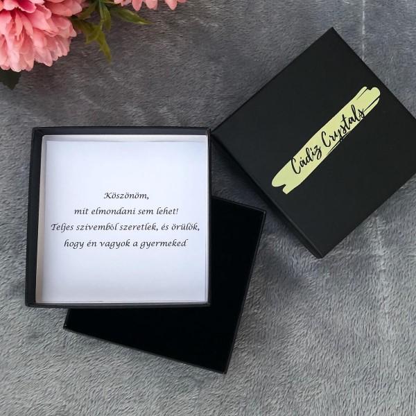 Idézetes ajándék doboz